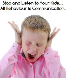 behavior is communication, managing behavior, tantrums