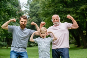 Parenting Muscles, Insightful Kids,